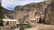 Abandoned mines in Colorado
