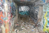 Abandoned Nazi Base Murphy Ranch in Los Angeles  x
