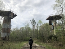 Abandoned Nike Missile Control Site N-