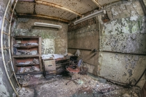 abandoned office by scruffybread