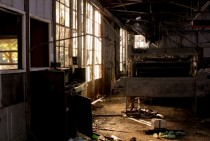 Abandoned Orange Processing plant