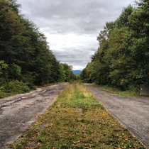 Abandoned Pennsylvania Turnpike