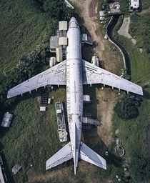 Abandoned plane in Taiwan