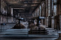 Abandoned Power Plant in Vockerode Germany