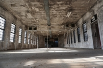 Abandoned Prison in Texas