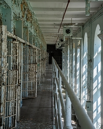Abandoned Prison  Video in comments