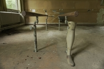 Abandoned Prosthetics in Clinic Moss - Austria more in the Comments