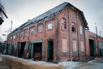 Abandoned Pumping Station in Baltimore MD