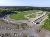 Abandoned Race Track Schererville Indiana