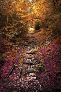 Abandoned Railroad in Lebanon Missouri