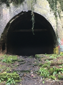 Abandoned Railway Tunnel Nottingham