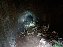 Abandoned Railways and Tunnels of Great Britain  x  OC
