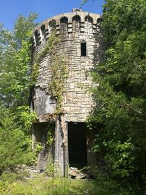 Abandoned Renaissance Faire - Virginia