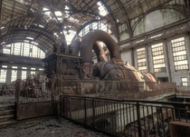 Abandoned Richmond power station