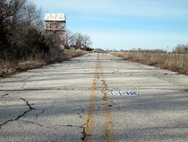 Abandoned Route  Newburg Missouri  Jim Grey