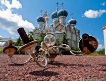 Abandoned Russian Village - xpost from rcuriousplaces