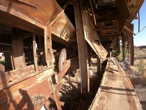 Abandoned Sawmill in NM