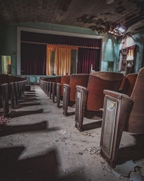 Abandoned School Auditorium ocx
