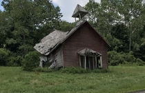 Abandoned school house Licking county Ohio