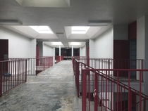 Abandoned school in Clearwater FL  x