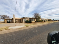 Abandoned school in Lubbock TX Most recently occupied by New Gemeration Community Church