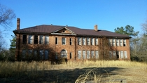Abandoned School in Norris SC