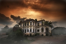 abandoned school in Penang Malaysiaxpost rfoggypics picture by Mio Cade
