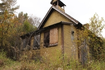 Abandoned Schoolhouse