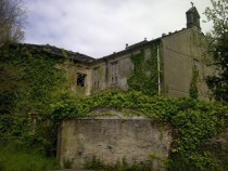 Abandoned seminary in Northwest Spain album in comments