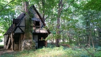 Abandoned Shack - Burnt Hills New York