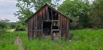 Abandoned shed on my familys property