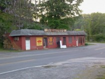 Abandoned Shop in Western North Carolina