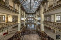 Abandoned shopping mall by Brian