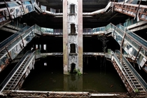 Abandoned Shopping mall in Bangkok Thailand Photo by Chaiwat Subprasom