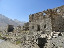 Abandoned Soviet Mountain Outpost Afghanistan
