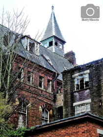 Abandoned st josephs orphanage preston