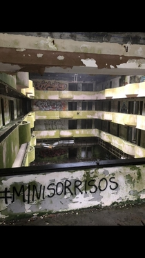 Abandoned -Star Hotel In The Azores