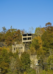 Abandoned stone factory just outside Little Falls NY