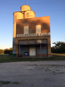 Abandoned store in small town Central Texas OC x