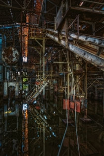 Abandoned Sugar Factory - Puerto Rico
