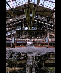 abandoned sugar refinery in slovakia lt