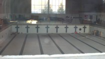 Abandoned Swimming Pool at University of Virginia