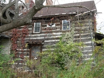 Abandoned tavern Bedford County Pennsylvania
