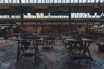 Abandoned textile factory  by Julicious Photography