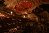 Abandoned theater New Jersey