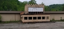Abandoned theater Perry County Ky