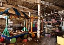 Abandoned toy store The Toy Loft
