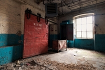 Abandoned Trolley in an Abandoned Mill  - James Lyttle JamesJLyttle