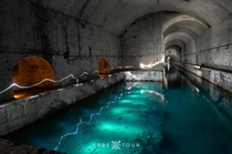 Abandoned Underground Submarine Base in Albania