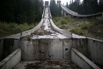 Abandoned Venues From The  Sarajevo Olympics  Album in comments